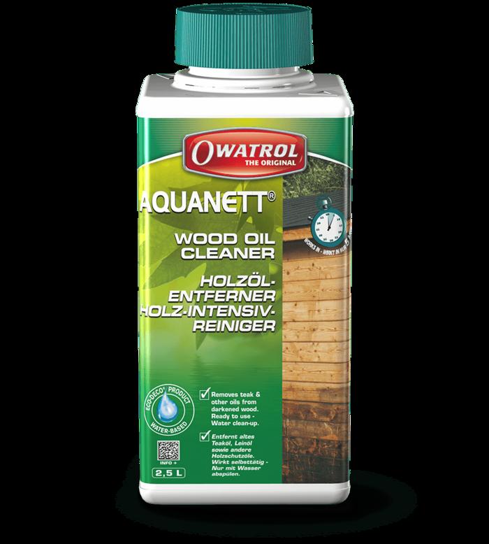 Owatrol Aquanett Cleaner For Wood Etc