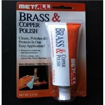 Met-All Brass Polish & Copper Polish
