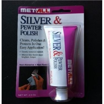 Met-All Silver Polish & Pewter
