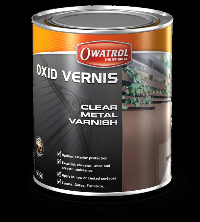 OWATROL OXID VERNIS - SATIN 2.5L