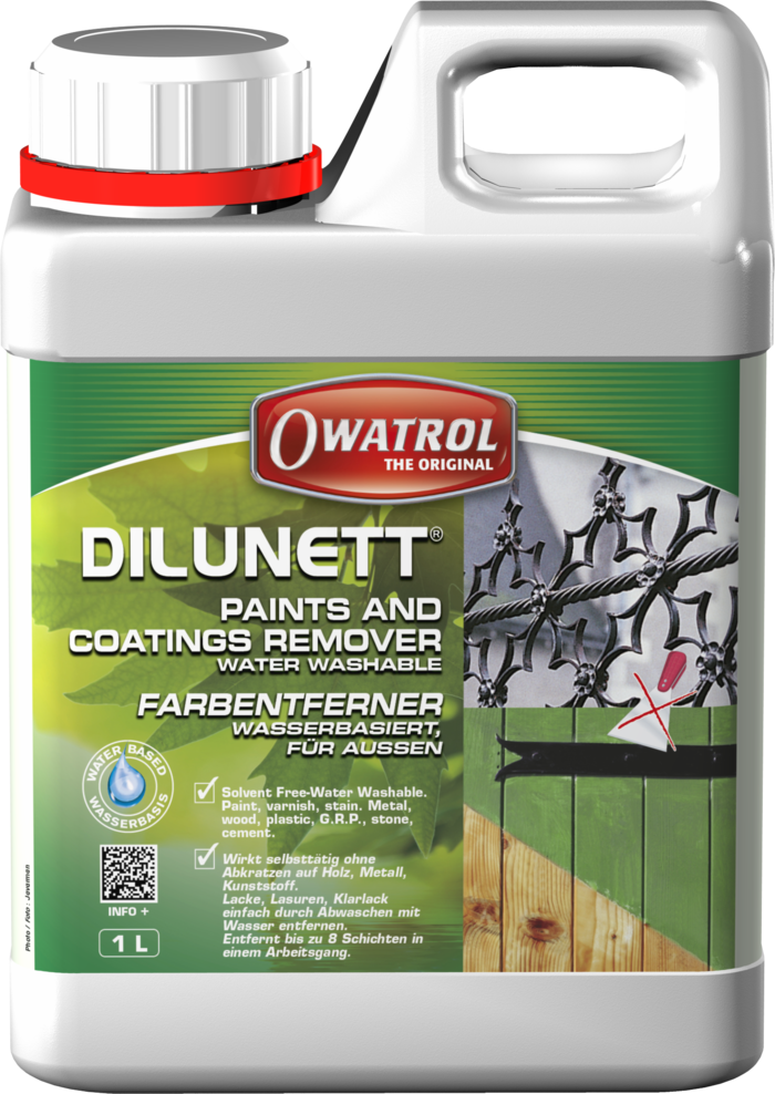 Owatrol Dilunett 2.5L