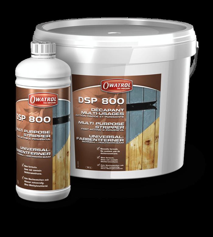 Owatrol DSP800 Paint Remover 1L