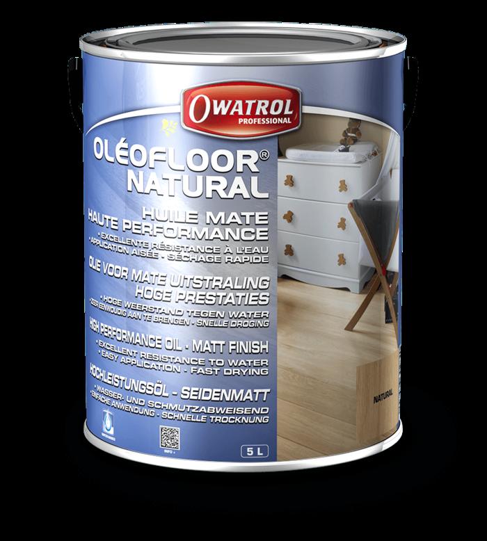Oleofloor Natural Antique Grey - 1L