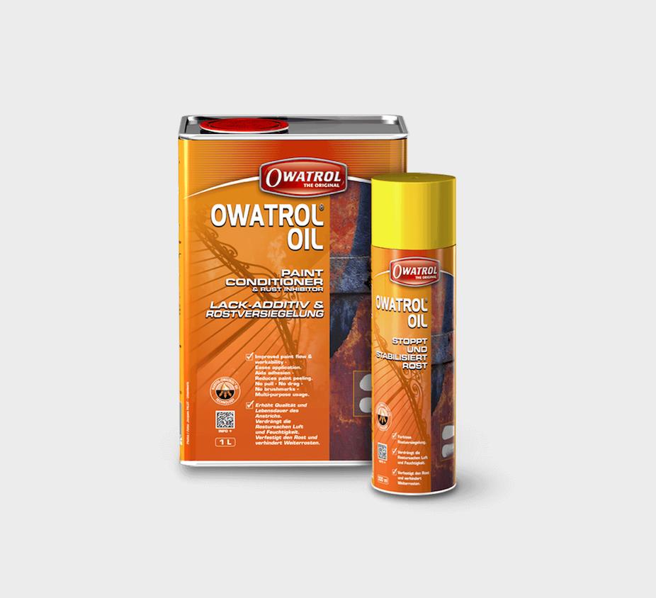 Owatrol Oil 125ml