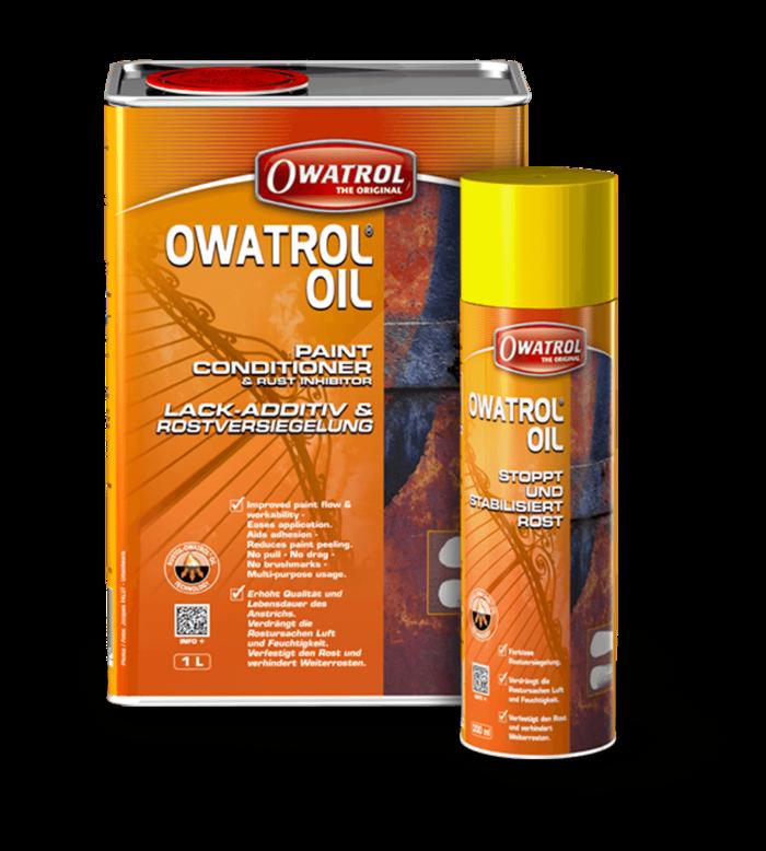 Owatrol Oil Aerosol - 5L