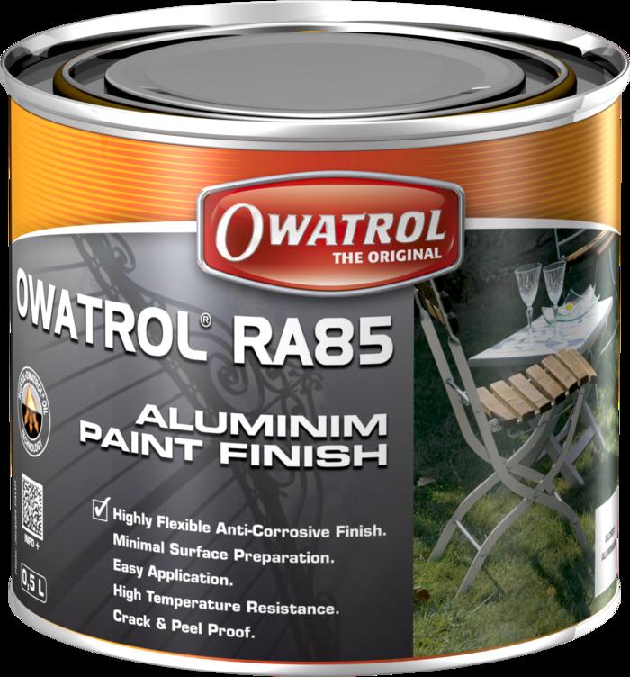 Owatrol Aluminium RA85 - 2.5L