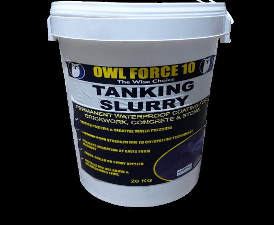 Owl Force 10 Tanking Slurry 20 KG
