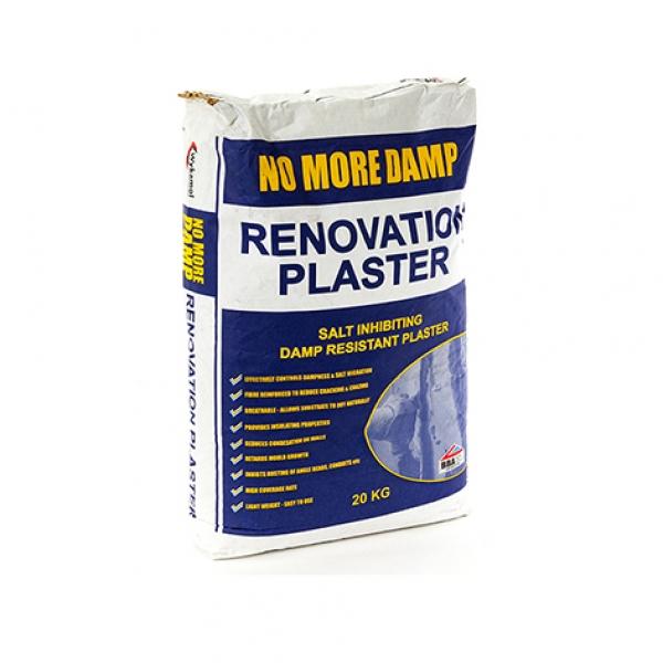 Renovation Plaster 20KG