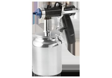 HVLP Spray Gun MRI