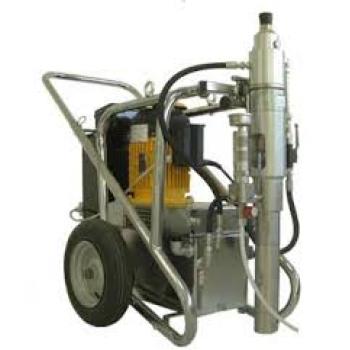 Engine Driven Airless Spray Pump