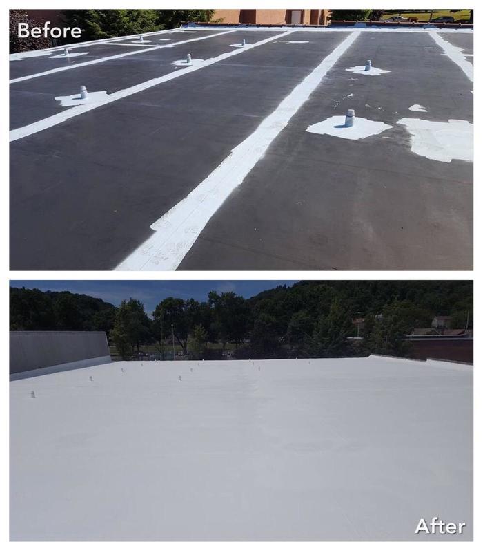 GacoPro Flat Roof Waterproofing